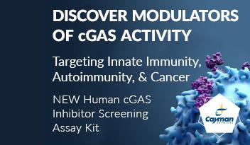 New cGAS Inhibitor Screening Assay Kit