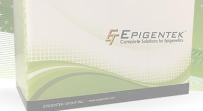 Complete Solutions for Epigenetics